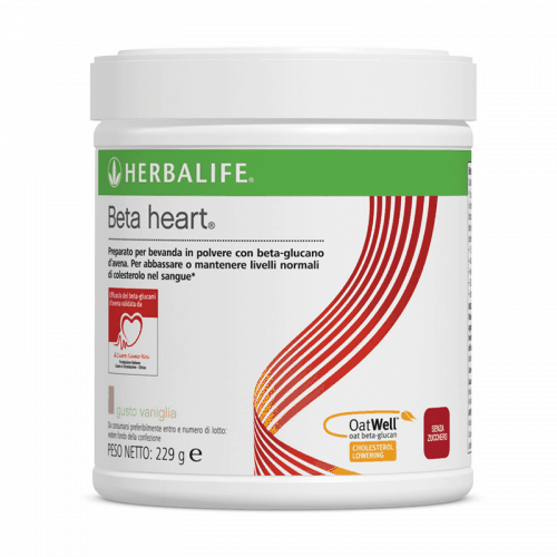 Integratori Alimentari Herbalife - Beta Heart abbassa Colesterolo