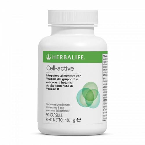 Integratori Alimentari Herbalife - Cell Active Vitamine Accelera Metabolismo