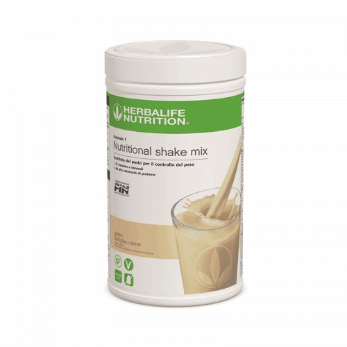 Prodotti per Perdere Peso Herbalife - Formula1 Sostituto del Pasto Gusto Vaniglia Creme