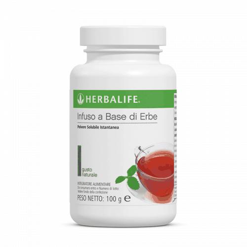 Herbalife Infuso a Base di Erbe Gusto Naturale 100g