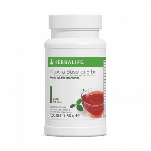 Herbalife Infuso a Base di Erbe Gusto Naturale 50g