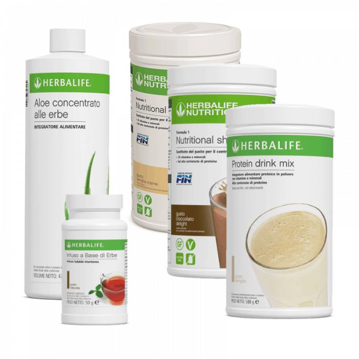 Kit per Perdere Peso Herbalife - FULL