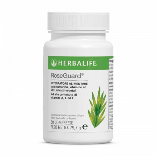 Integratori Alimentari Herbalife - Roseguard - Alza le Difese Immunitarie