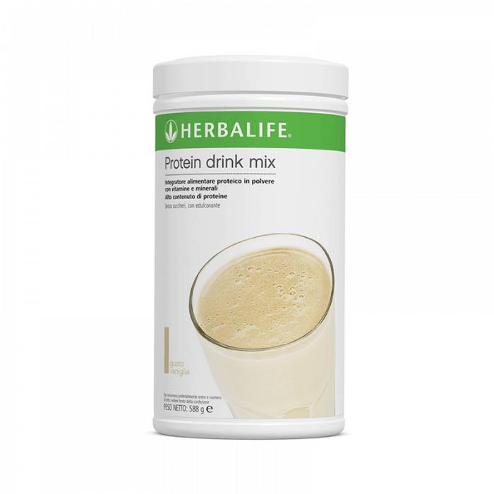 Integratori Alimentari Herbalife - Soluzione Proteica - Protein Drink Mix Gusto Vaniglia