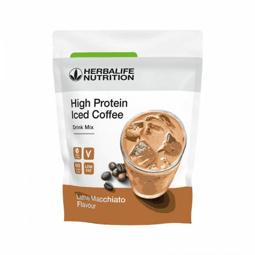 Herbalife Soluzioni Proteiche - Bevanda Proteica - Gusto Latte Macchiato