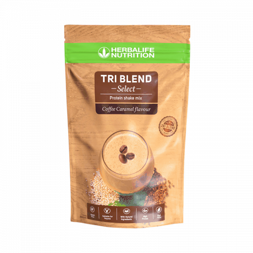 Herbalife Soluzioni Proteiche Proteine TriBlend Select Gusto Coffee