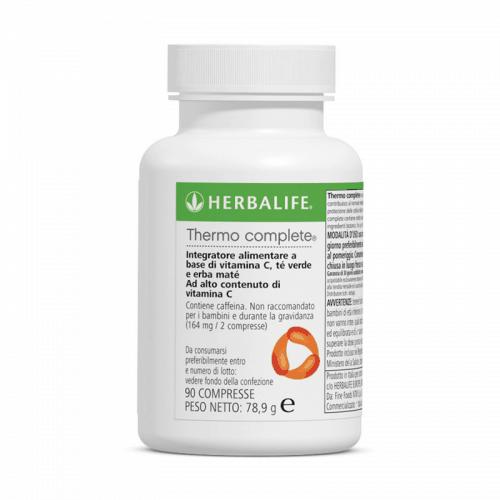Integratori Alimentari Herbalife - Thermo Complete Brucia grassi e Attiva il Metabolismo