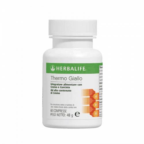 Integratori Alimentari Herbalife - Thermo Giallo Cromo
