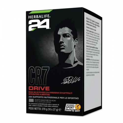 Integratori Alimentari Sportivi Herbalife H24 - CR7 Drive Integratore per Idratazione e Resistenza