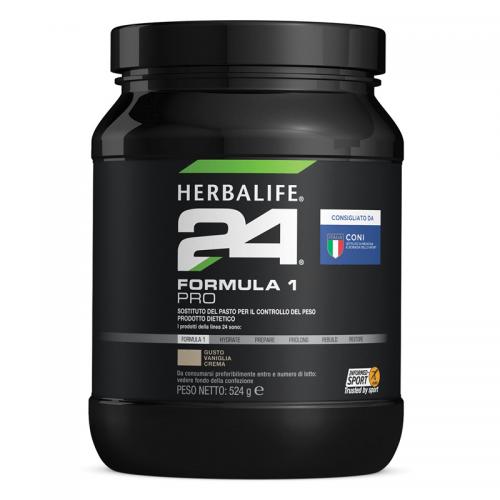 Integratori Alimentari Sportivi Herbalife H24 - Formula 1 Pro Sostituto del Pasto per gli Sportivi