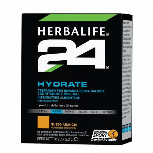 Integratori Alimentari Sportivi Herbalife H24 - Hydrate Integratore Sportivo - Idratazione per gli Sportivi