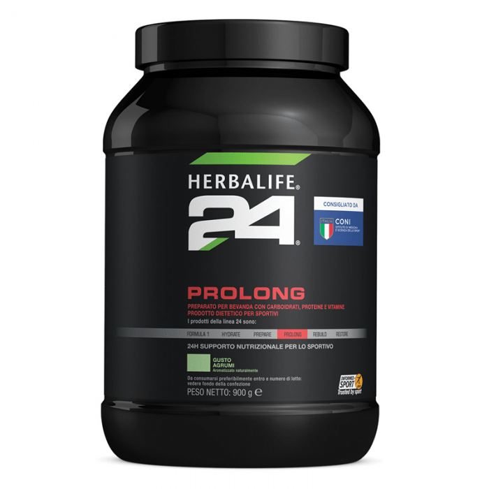Integratori Alimentari Sportivi Herbalife H24 - Prolong Integratore Esercizio Intenso e Prolungato