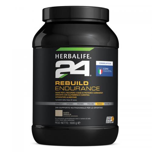 Integratori Alimentari Sportivi Herbalife H24 - Rebuild Endurance - Sport di Resistenza