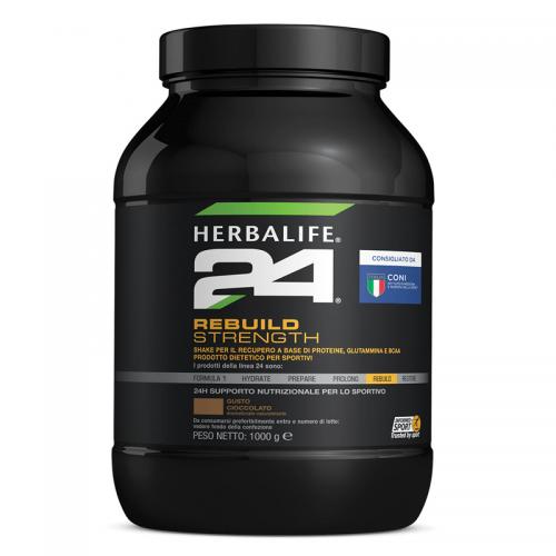 Integratori Alimentari Sportivi Herbalife H24 - Rebuild Strength - Recupero Muscolare