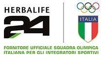 Logo Fornitore Ufficiale Squadra Olimpica Italia