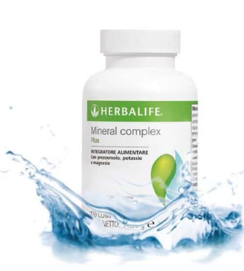 Integratori Alimentari Herbalife - Mineral Complex Plus Sali Minerali