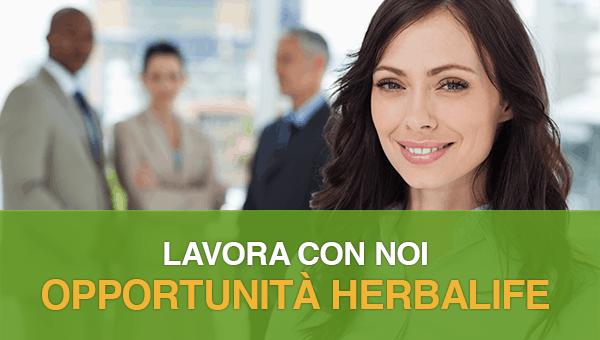 Opportunità di Lavoro Herbalife - Lavora con Noi