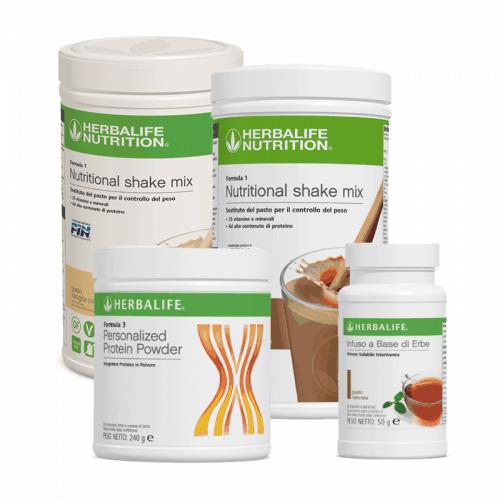 Kit per Perdere Peso Herbalife - Basic