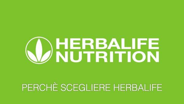 Herbalife L'Azienda - Perchè scegliere il metodo herbalife
